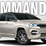Jeep® revela exterior completo do Commander