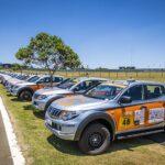 Segurança no Rally: Condutores da frota da organização serão premiados em R$ 24 mil