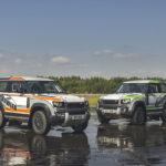 Land Rover e Bowler Motors apresentam Defender 90 customizado para o uso off-road e criam campeonato exclusivo