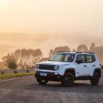 Jeep ® Renegade alcança marca de 350 mil unidades vendidas