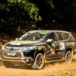 Tiradentes, em Minas Gerais, receberá mais uma vez os rallies Mitsubishi Outdoor e Motorsports