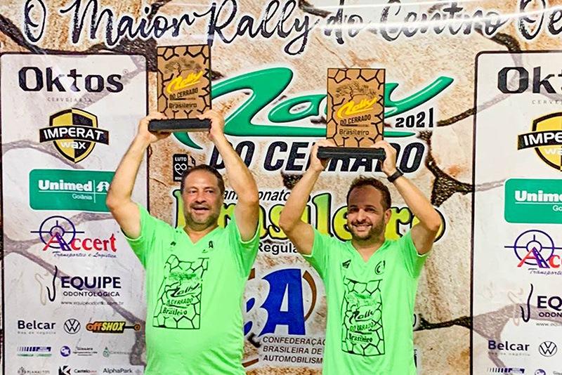 Campeonato Brasileiro de Rally Regularidade GS Racing Goiás