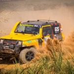 GS Racing vence Rally do Cerrado e é campeã brasileira em três categorias