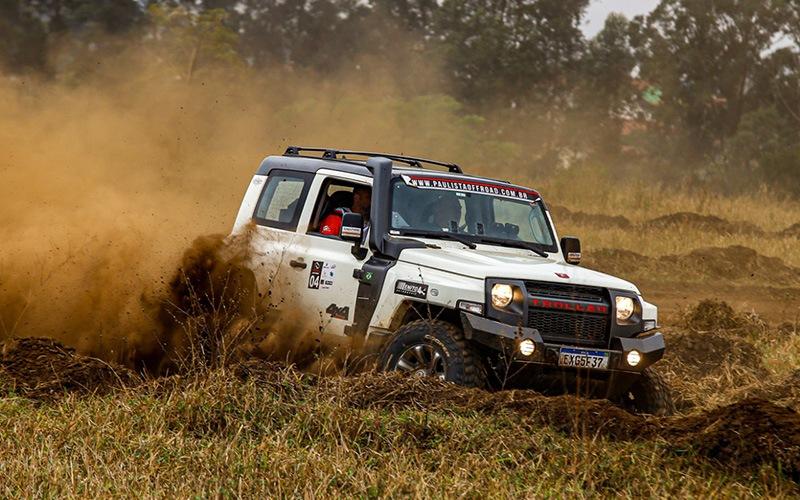 Paulista Off-Road GS Racing Rally Regularidade
