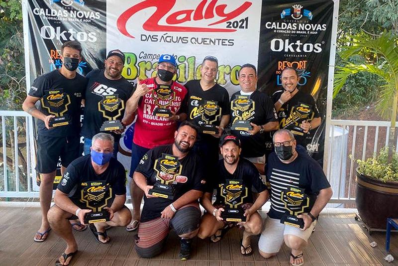 GS Racing Rally das Águas Quentes Rally de Regularidade