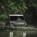 Após sucesso do modelo 110, Land Rover apresenta novo Defender 90 com pré-venda a partir de setembro.