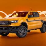 Ford lança nova versão Ranger Splash nos Estados Unidos