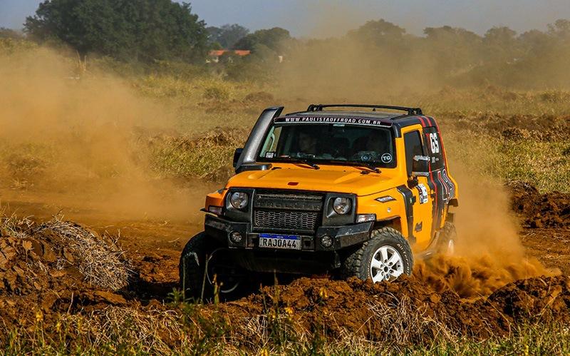 GS Racing no Paulista Off-Road Rally Regularidade