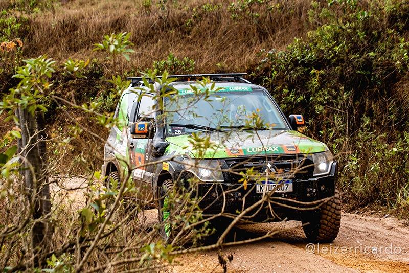 Rally Regularidade Mitsubishi Motorsports GS Racing