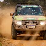 Navegador da GS Racing estreia como vice-campeão do Mitsubishi Motorsports em Tiradentes (MG)