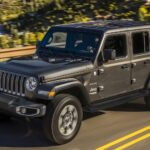 FCA faz recall de Jeep® Wrangler