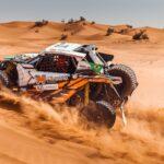 Rodrigo Luppi/Maykel Justo fecham em 3º nos UTVs no 1º dia do Rally do Marrocos